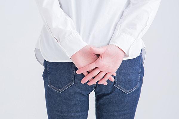 切らないいぼ痔の治療(ジオン注射)